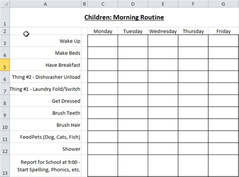 homeschool checklist template homestead catholic the homeschool morning checklist