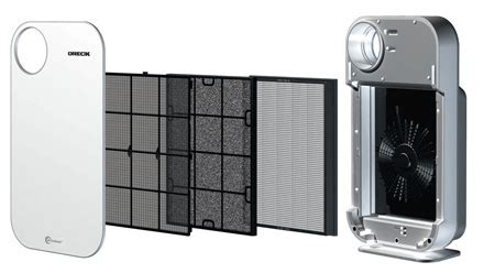 review of oreck airinstinct air purifier