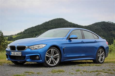bmw 4 series gran coupe prices reviews and new model