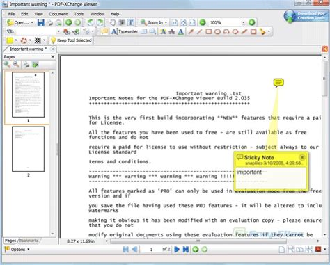 Pdf And Document Markup