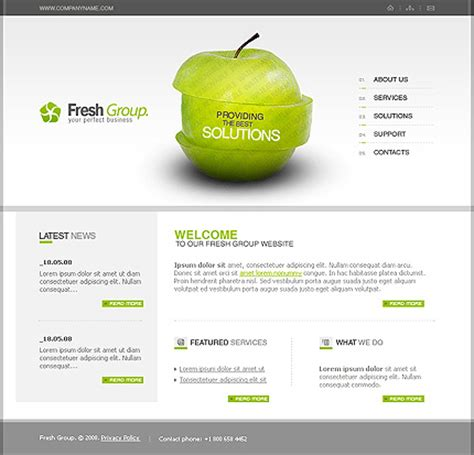 flash templates free free flash templates image search results