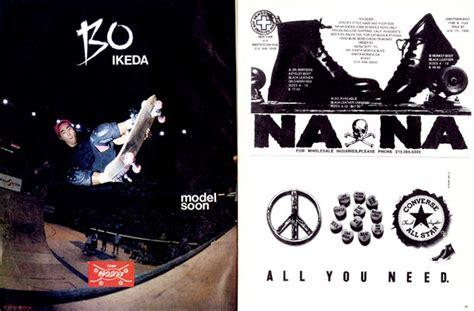 Airwalk Gordon thrasher skateboard magazine december 1989