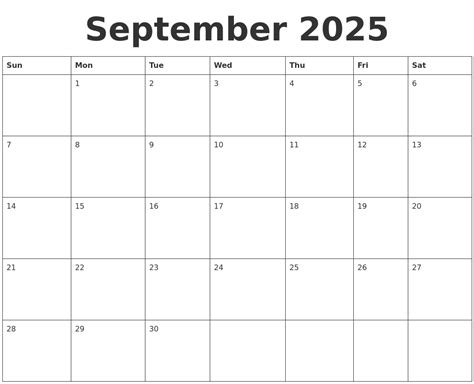 january 2025 calendar template