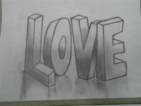 images of love drawings 3d drawing love by xvivaproduction on deviantart