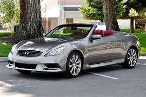 2010 Infiniti G37 Convertible 2010 Infiniti G37 Convertible Anniversary Edition With