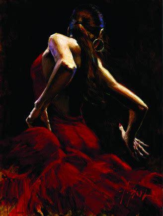 flamenco oil paintings on pinterest | flamenco, flamenco