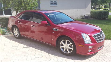 2008 sts cadillac 2008 cadillac sts overview cargurus
