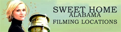 sweet home alabama filming locations