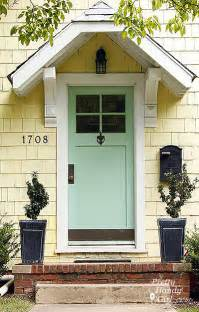 front door colors for yellow house sybaritic spaces front door color inspiration