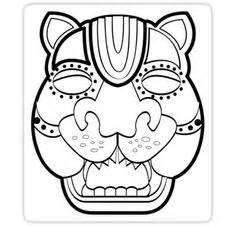 1000 images about mayan on pinterest masks jaguar and