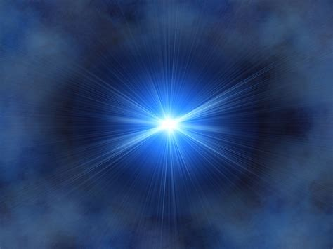 seeing blue lights spiritual blue star graphics and comments
