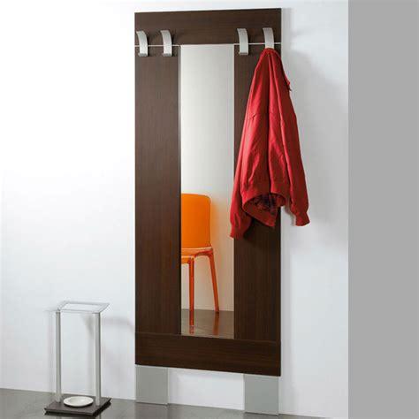 ingresso con specchio ingresso con specchio struttura in laminato ed