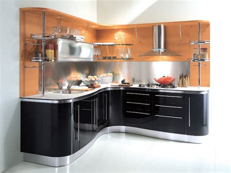 modern small kitchen cabinets design