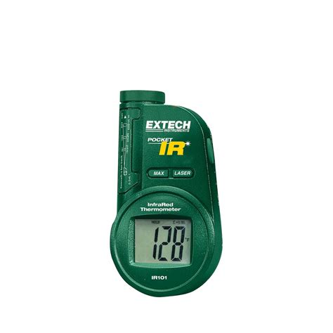 Thermometer Pocket pocket ir thermometer u40195 extech ir201a