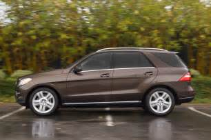 2014 Mercedes Ml350 Review 2014 Mercedes Ml350 Bluetec Test Motor Trend
