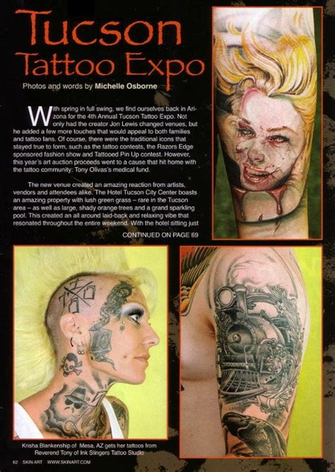 tucson tattoo expo 2012