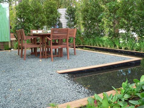 pea gravel backyard ideas 53 best backyard landscaping designs for any size and