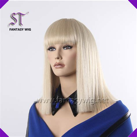 synthetic mannequins wigs male female mannequin wig gf w1379y 26 mannequin wig synthetic