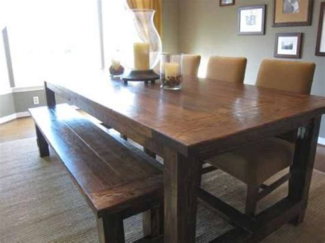 Diy Small Kitchen Table by 17 Best Ideas About Harvest Tables On Farm