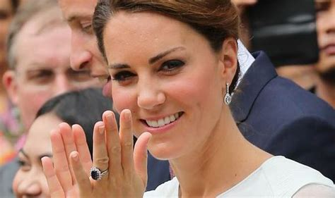 kate middleton s ring from princess diana soars to 163