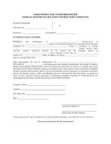 best photos of contractor lien release form free lien