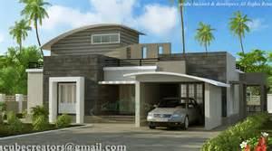 Modern contemporary kerala home design at 2476 sq ft
