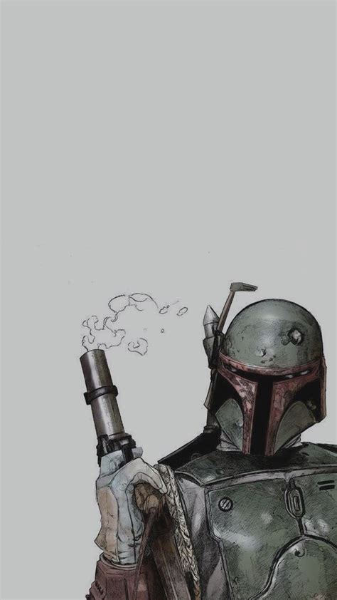 Star Wars Boba Fett Wallpaper Iphone