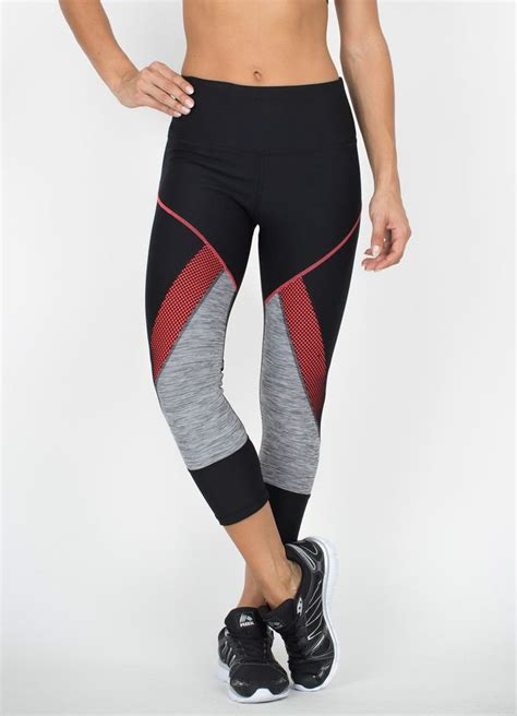 Active Pilates Fitness Capris 7 8 231 Best Activewear Images On Activewear