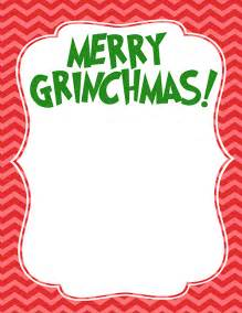 The grinch handprint christmas card with printable i heart arts n