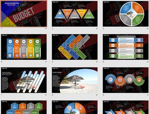 free powerpoint templates for budgets free budget powerpoint 91529 sagefox powerpoint templates