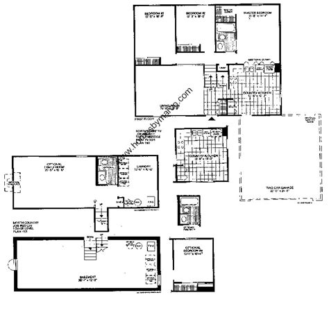 levitt homes floor plan cambridge model in the deerpath subdivision in vernon
