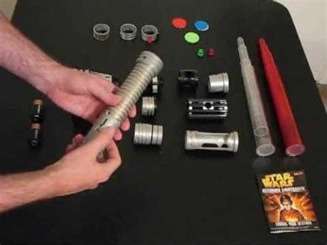 How To Make A Paper Wars Lightsaber - wars make your own lightsaber