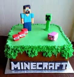 birthday cake ideas cool minecraft birthday cake designs for little boys minecraft birthday