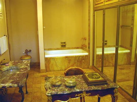 Plan Floor by Mabel Ringling S Bathroom In Ca D Zan Mansion