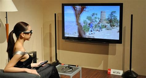 imagenes graciosas viendo television c 243 mo elegir un tv 3d guia de compra consejos a tener en cuenta
