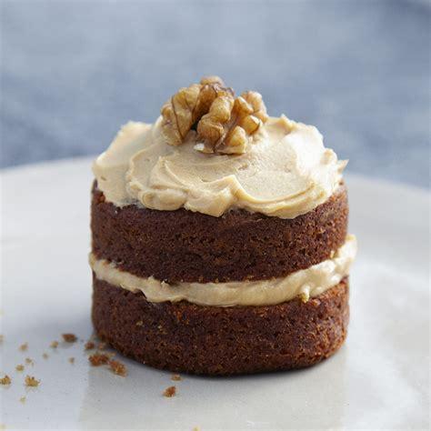 Mini Coffee & Walnut Cakes in Cake recipes at Lakeland