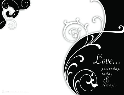 and black anniversary card templates blank wedding invitation template orderecigsjuice info
