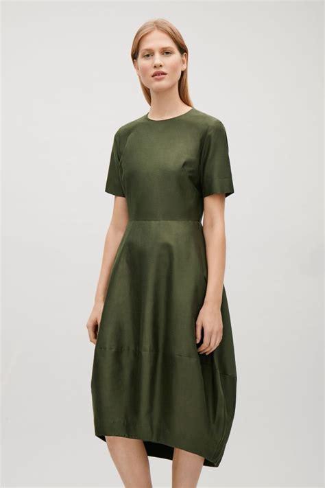 Get A Tone Green Dress Like Garners From Appearance On Letterman by Best 25 Cocoon Dress Ideas On Wrap Coat