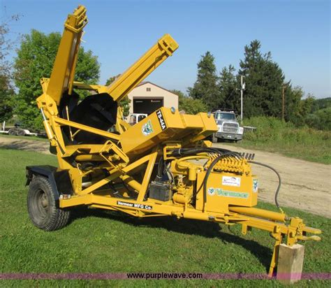 Ts Tree vermeer ts 44a tree spade no reserve auction on thursday