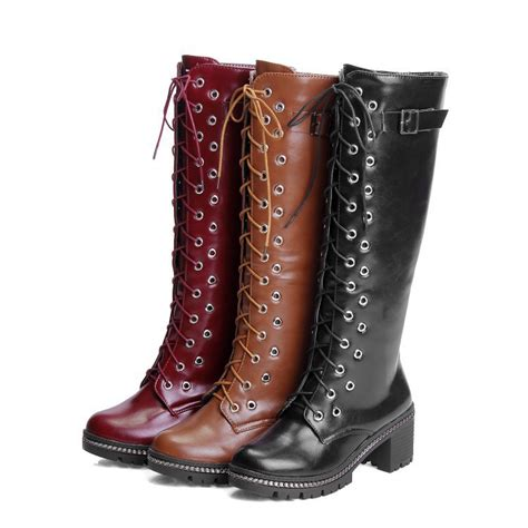 cool motorcycle boots 2015 cool fashion flat martin motorcycle