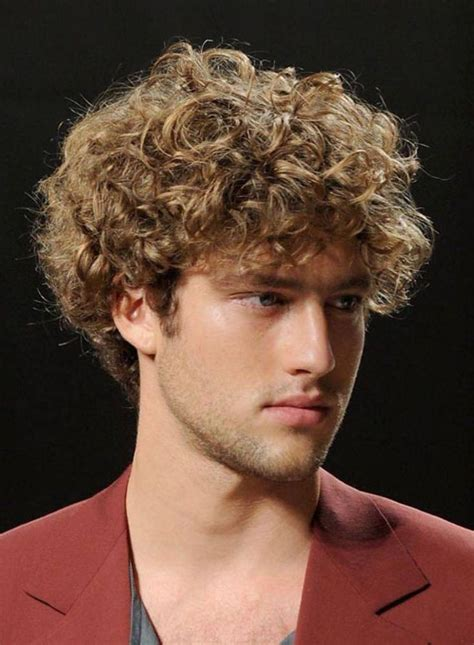 hairstyles for curly nasty hair 46 best men s haircut curly images on pinterest man s