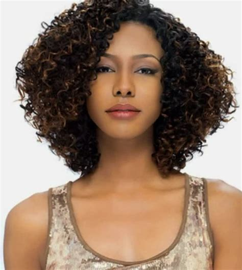 short quick weaves for black women pictures perfect haircuts short curly weave hairstyles for black
