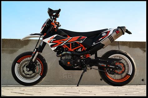 Ktm 690 Smcr Ktm 690 Smc R Custom Rb Media Derestricted
