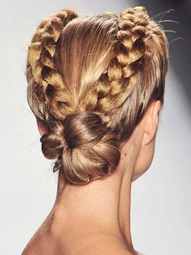 54 best hair tricks images on pinterest braids hair cut 17 best images about fashion weeks s s 14 on pinterest