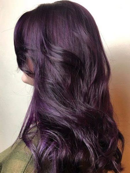 what hair dye color is plum brown sophisticated plum hair colors new hair color ideas