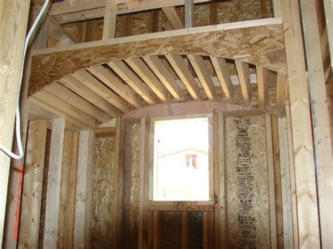 Arched Ceiling Construction by Frame Arched Ceiling Bathroom Remodel