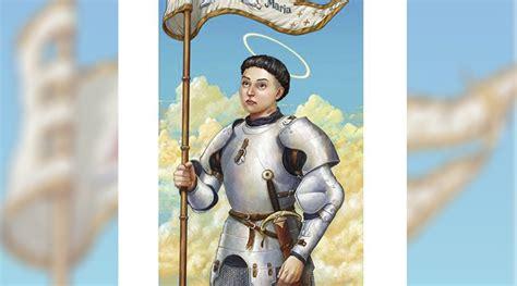 Santa Joana D'Arc :: ACI Digital