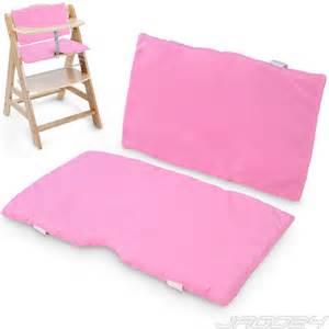 coussins pour chaise haute b 233 b 233 enfant choix couleurs ebay