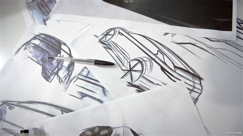 land layout sketch 2015 land rover discovery sport design sketch hd