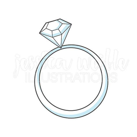 wedding ring digital clipart wedding ring clip